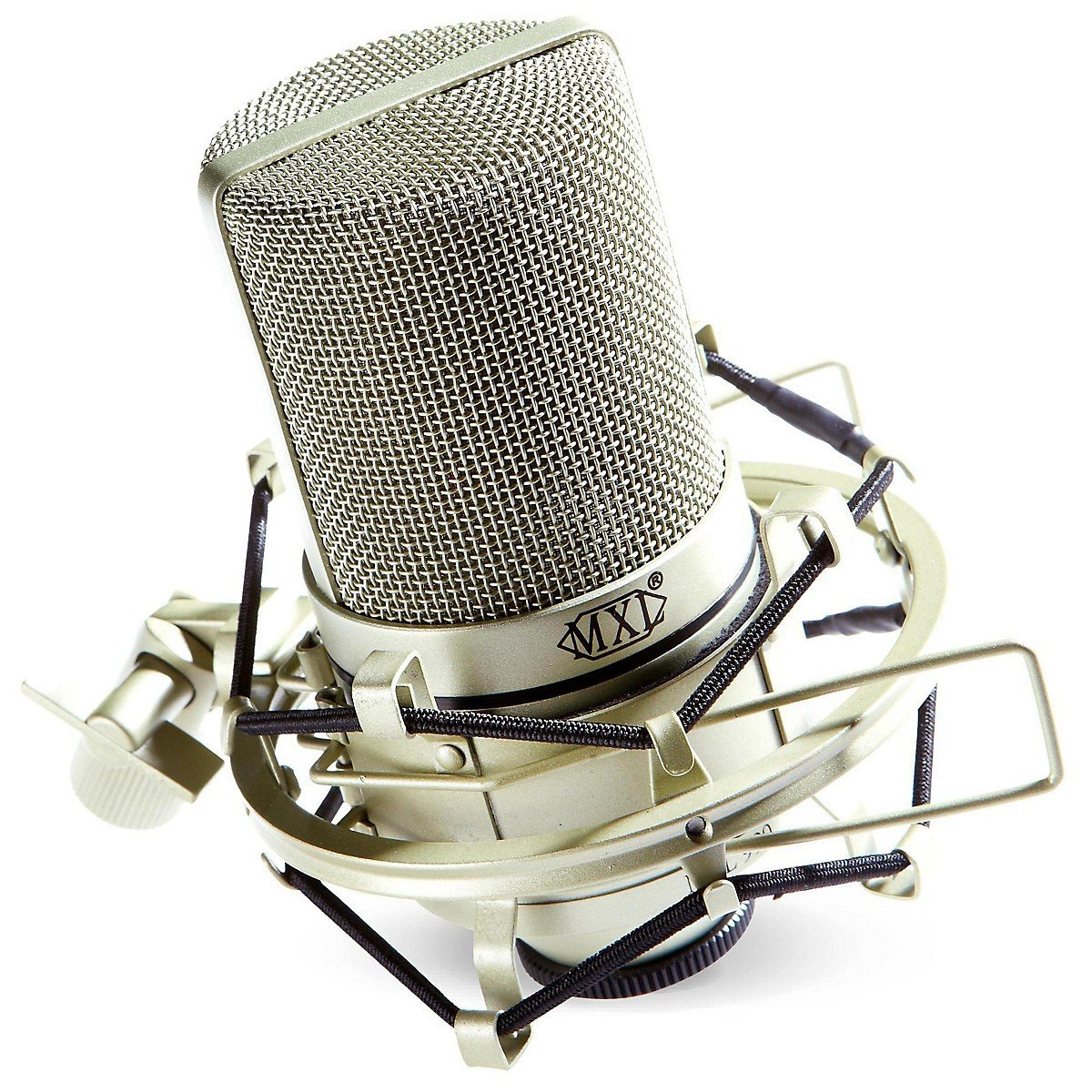 how to clean a condenser mic